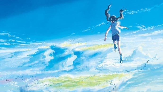Новый постер фильма «Дитя погоды»