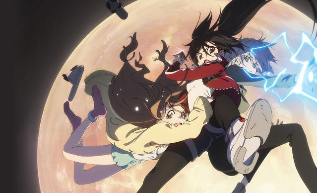 Премьера аниме «Чёрная лиса»