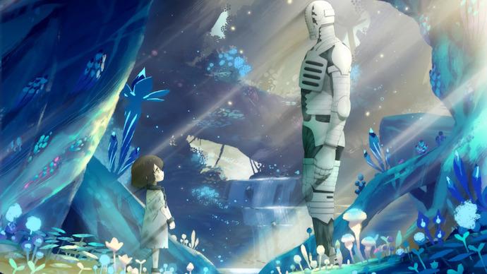 Премьера аниме «Сомали и лесной дух»