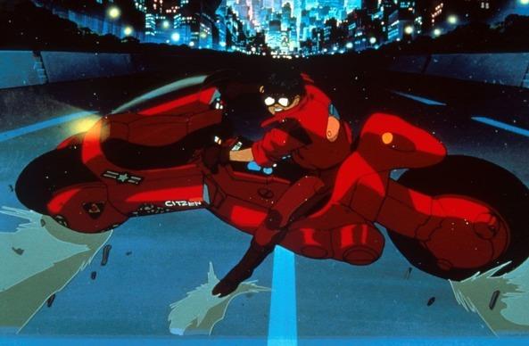 Новый аниме-проект по манге «Акира»