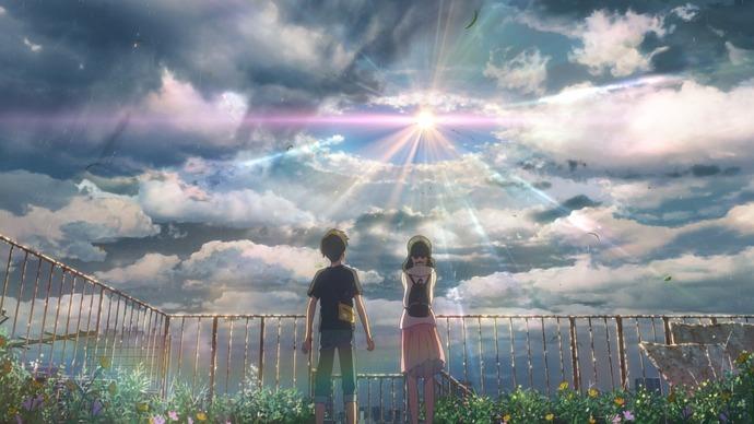 Производство фильма «Дитя погоды» завершено.