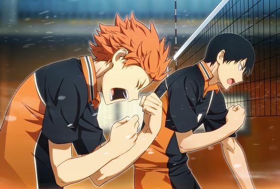 Премьера четвертого сезона аниме «Волейбол!!»