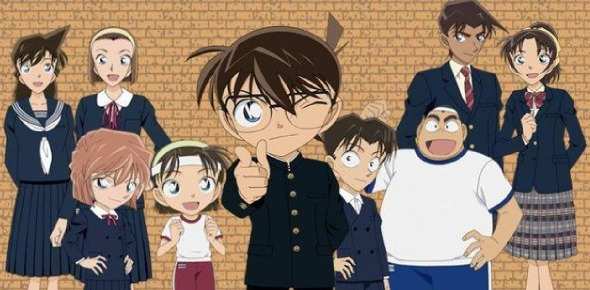 «Detective Conan» уйдёт на перерыв