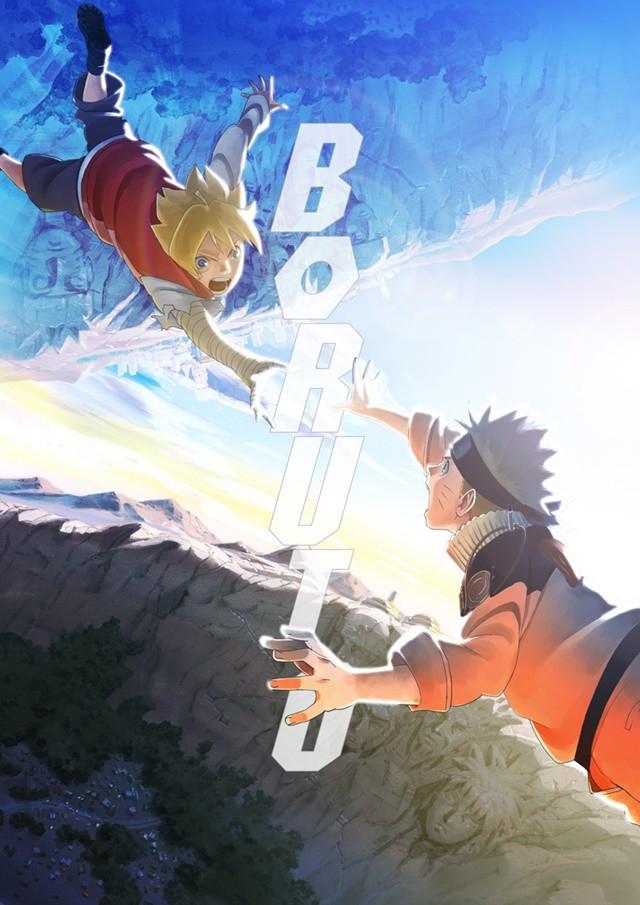 Анонсирована новая сюжетная арка аниме-адаптации манги«Боруто: Новое поколение Наруто»
