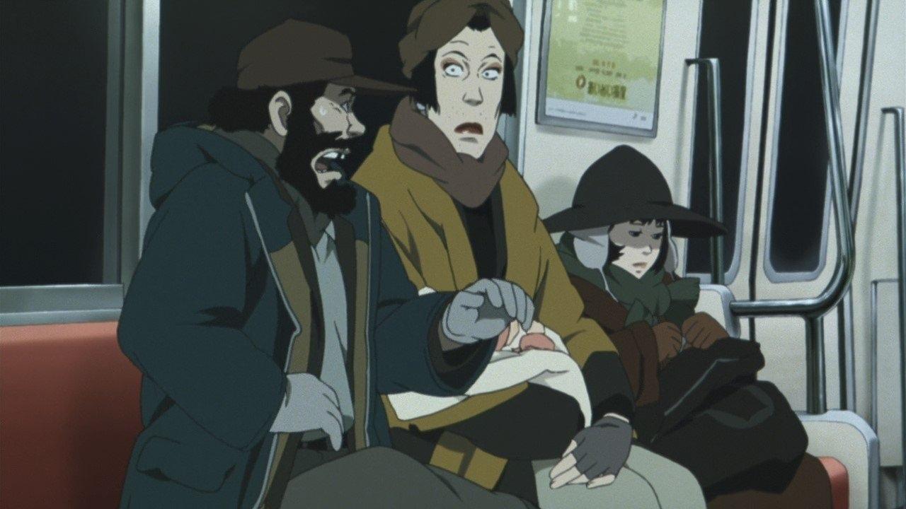 Откуда трапы в аниме?