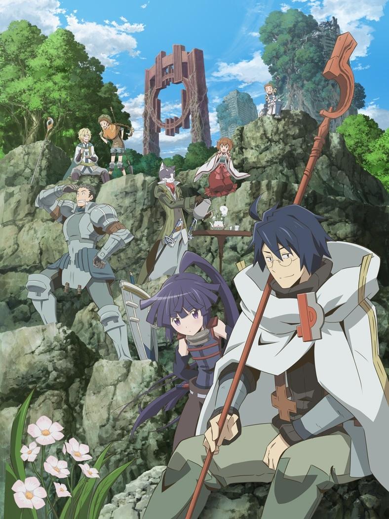 Анонсирован третий сезон аниме «Покорение горизонта»