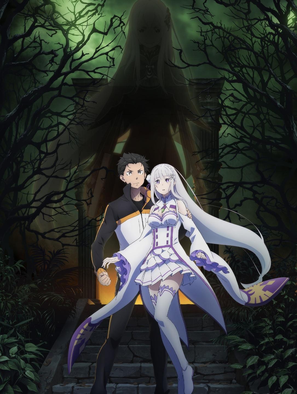 Премьера второго сезона аниме «Re:Zero. Жизнь с нуля в альтернативном мире» перенесена на июль из-за вспышки коронавируса